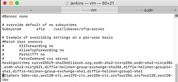 MacOS SSH not working after update – totoshko88 десь був тут